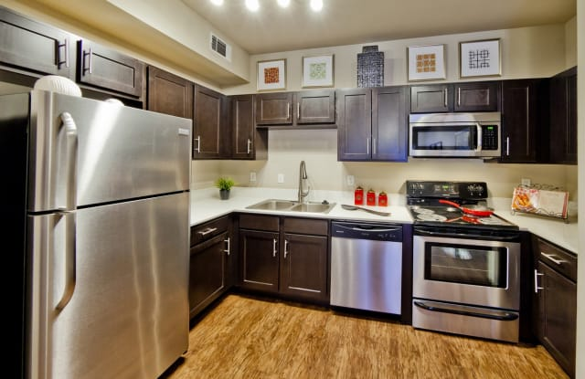 Deep Deuce at Bricktown Apartment Oklahoma City