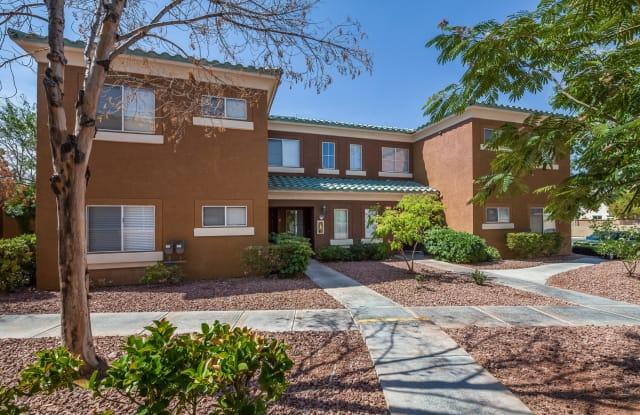 Durango Canyon Apartment Las Vegas