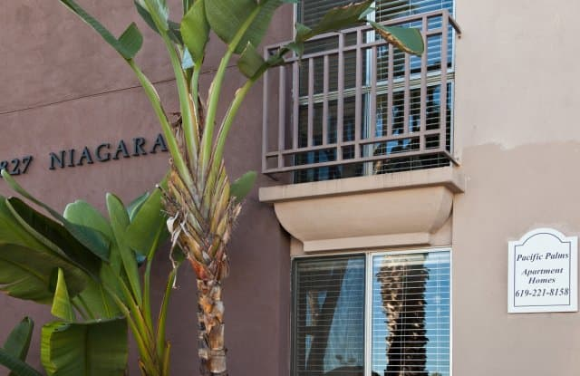 Elan Pacific Palms Apartment San Diego
