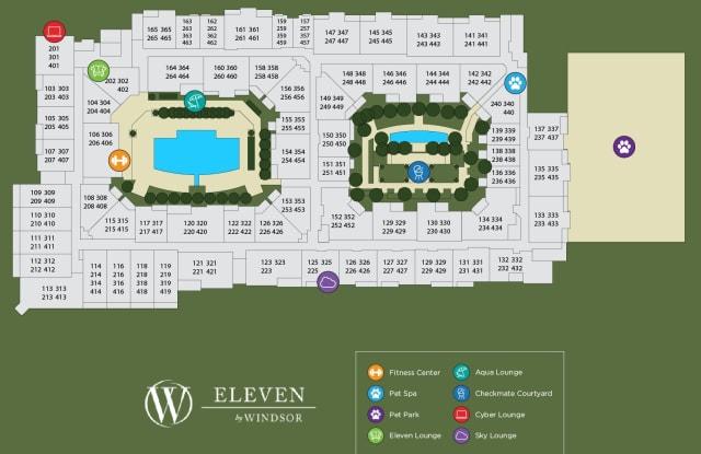 Eleven Apartment Austin