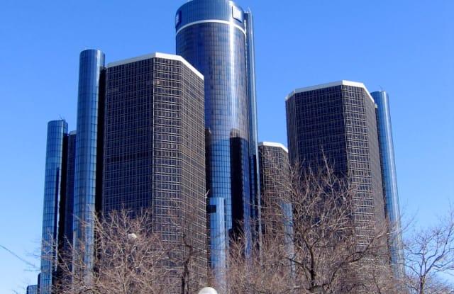 Elmwood Park Plaza Apartment Detroit
