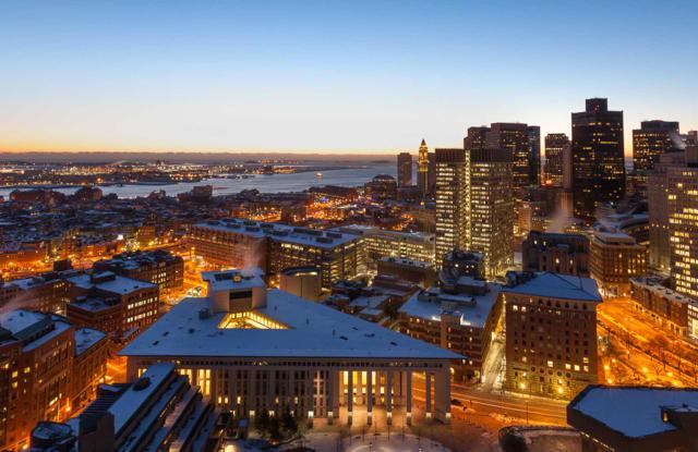 Emerson Place Apartment Boston