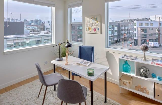 Enve on Eastlake Apartment Seattle