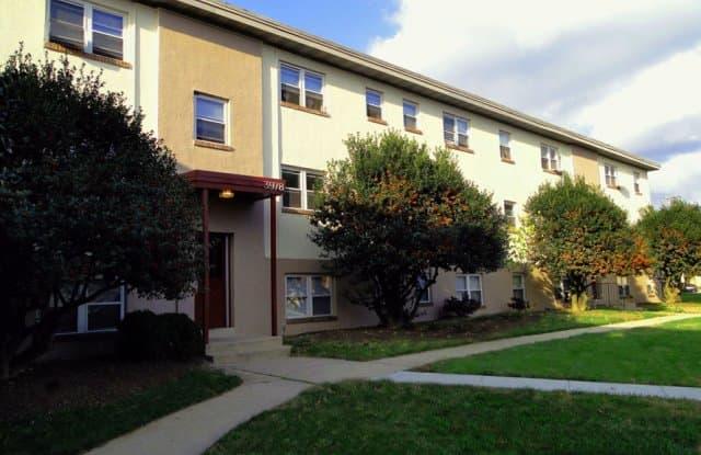 Falls Court Apartment Baltimore