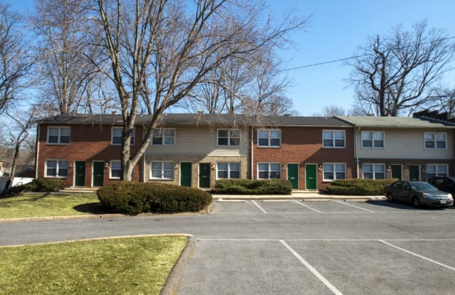Forest Glen Townhomes Apartment Baltimore