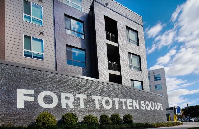 Fort Totten Square Apartment Washington