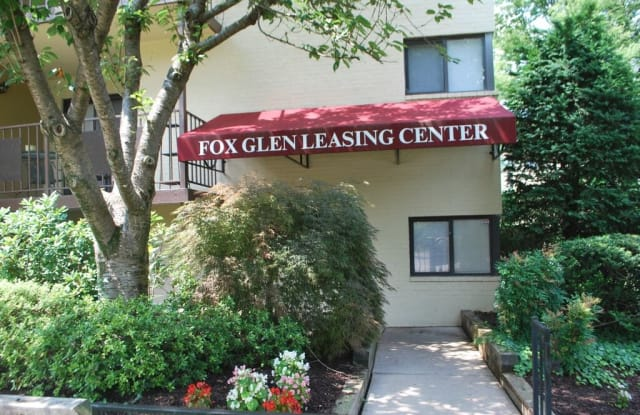 Fox Glen Apartment Baltimore