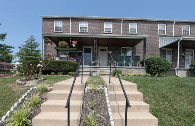 Foxridge Townhomes Apartment Baltimore