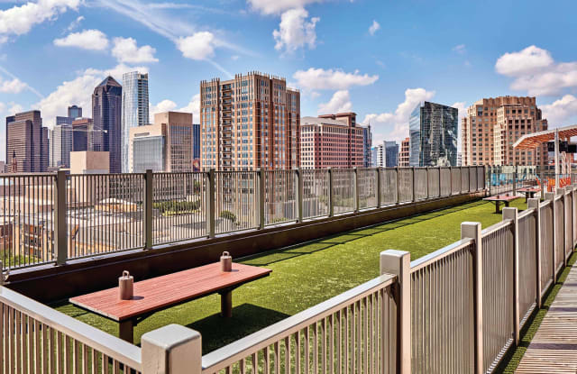 Gables McKinney Avenue Apartment Dallas