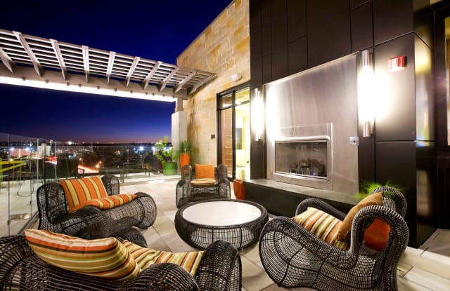 Gables Park Plaza Apartment Austin