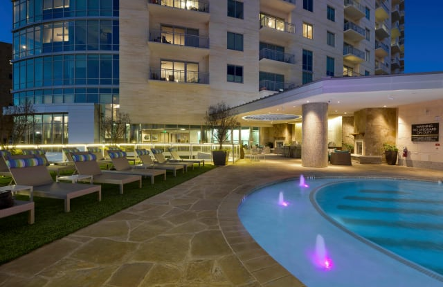 Gables Park Tower Apartment Austin