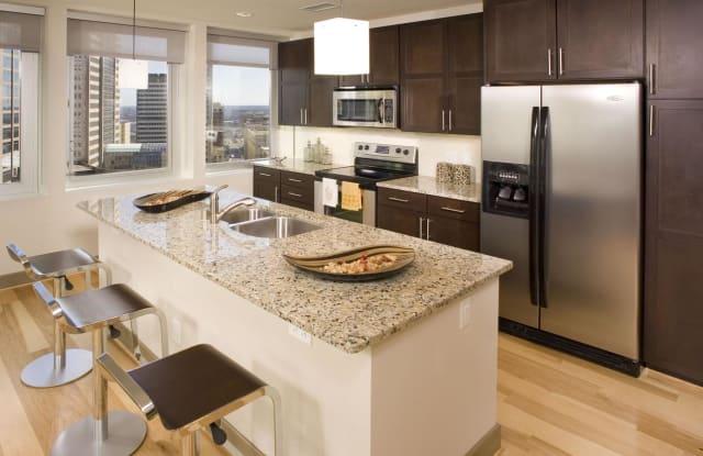 Gables Republic Tower Apartment Dallas