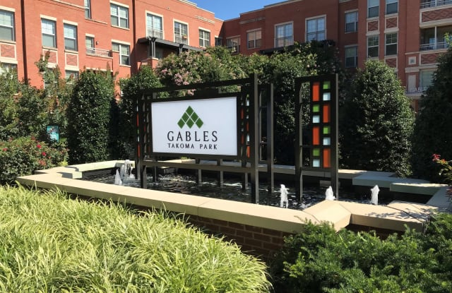 Gables Takoma Park Apartment Washington