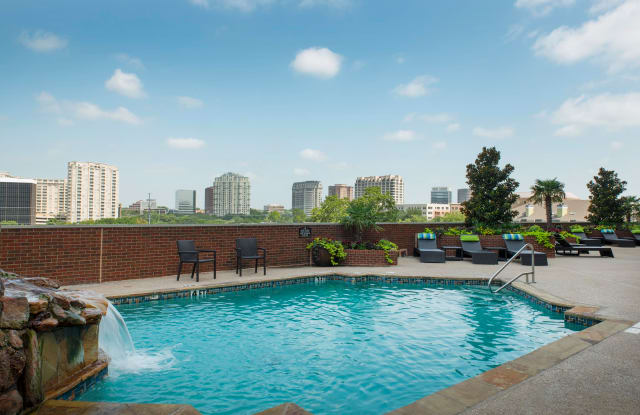 Gables Uptown Tower Apartment Dallas
