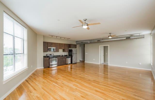 Gale Lofts Apartment Nashville