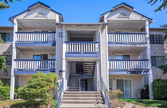 Garden Pointe Apartment Seattle