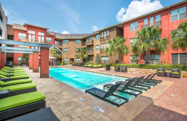 HIGHLAND PARK WEST LEMMON Apartment Dallas