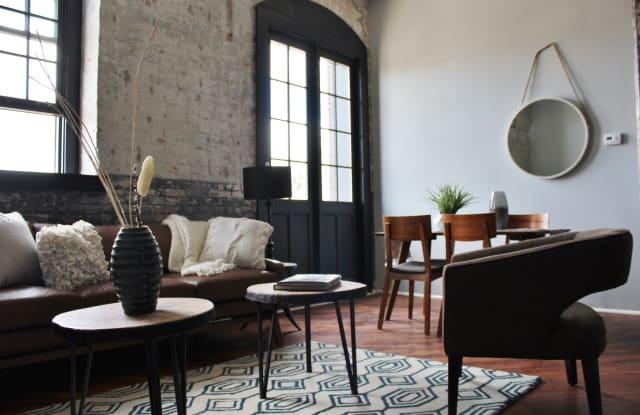 Hagert Lofts Apartment Philadelphia