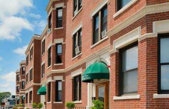 Hamilton Union Apartment Boston