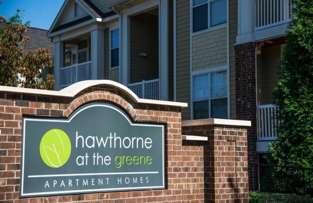 Hawthorne at the Greene Apartment Charlotte