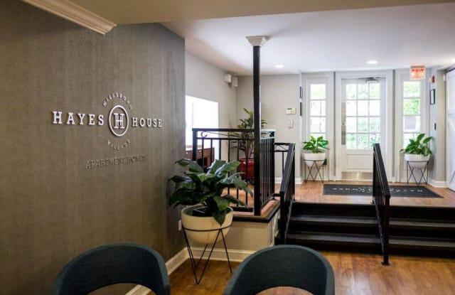 Hayes House Hillsboro Village Apartment Nashville