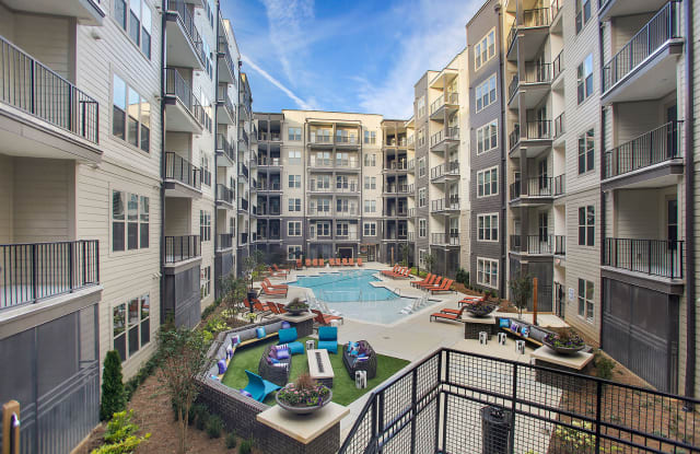Helios Apartment Atlanta