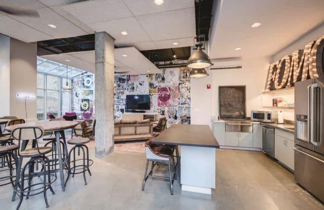 Helix Ellipse Apartment Seattle