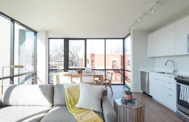 Hendrix Apartment Washington