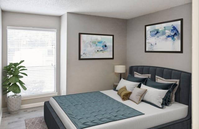 Hidden Oaks Apartment Dallas
