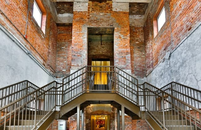 Highland Mill Lofts Apartment Charlotte