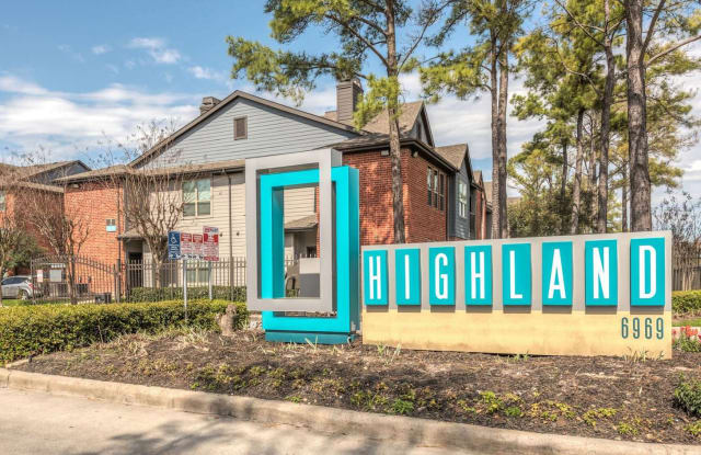 Highland Apartment Houston
