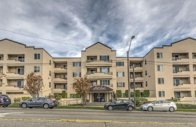Hill Crest Apartment Seattle