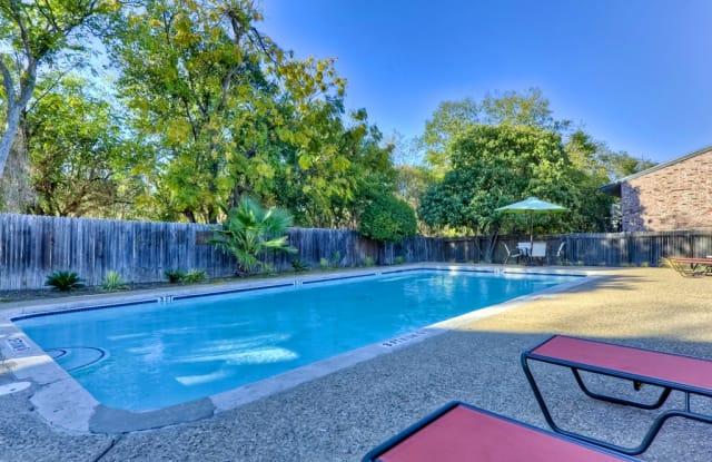 Hillside Place Apartment Austin