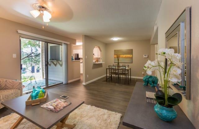 Hillside Villas Apartment Austin