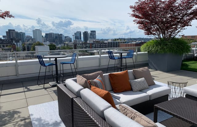 Infinity Apartment Seattle