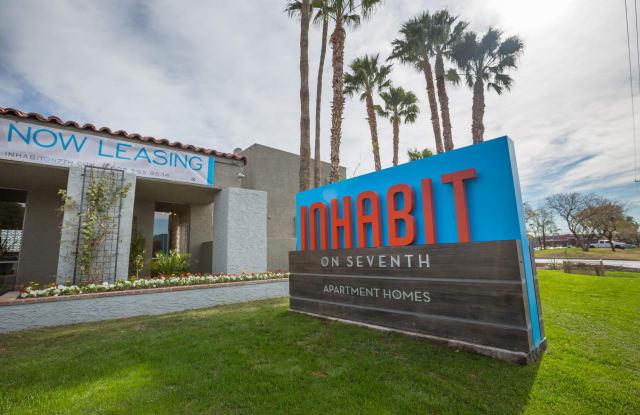 Inhabit on 7th Apartment Phoenix
