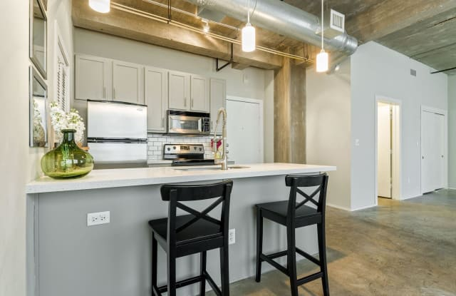 Interurban Building Apartment Dallas