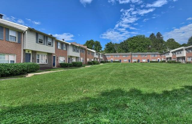 Jamestowne Apartments & Townhomes Apartment Baltimore