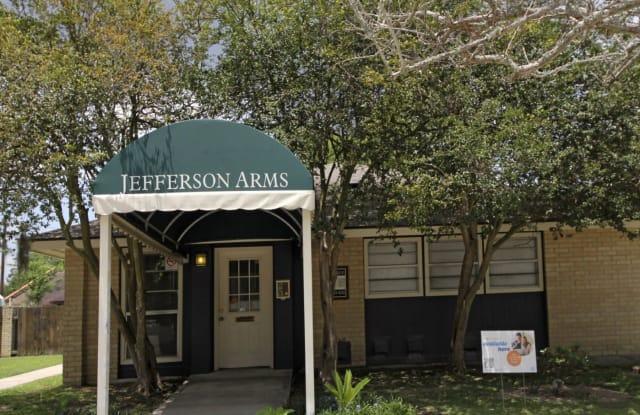 Jefferson Arms Apartment Baton Rouge