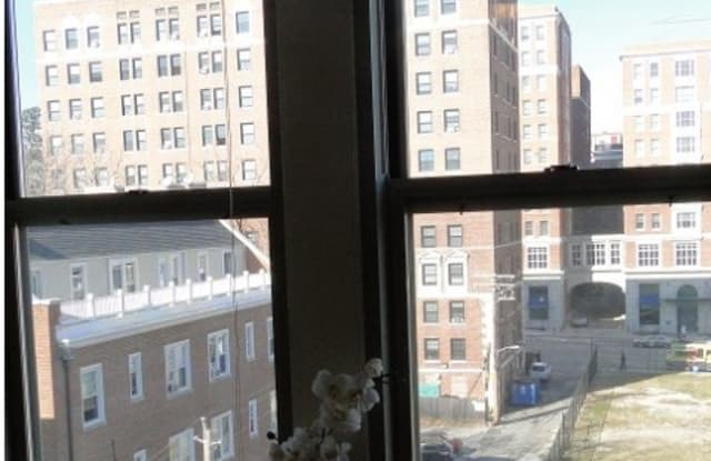 Jefferson House Apartment Baltimore