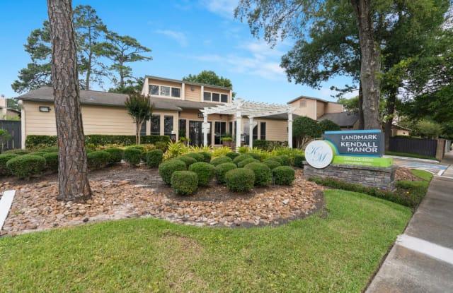 Kendall Manor Apartment Houston