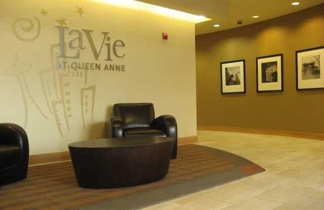 La Vie at Queen Anne Apartment Seattle