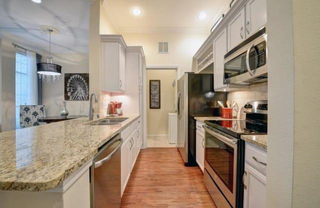 Left Banks River Oaks Apartment Houston