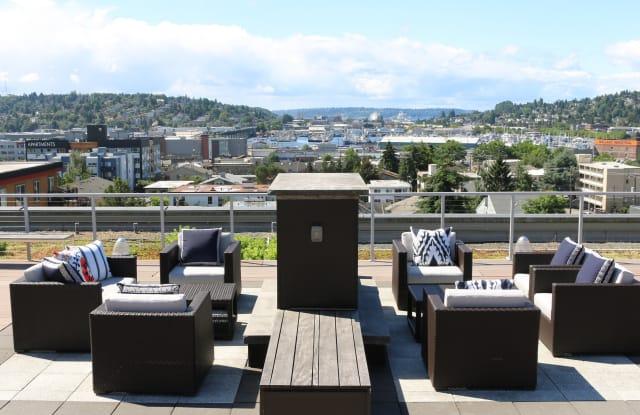 Leva on Market Apartment Seattle