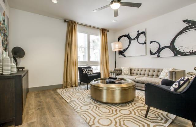 Loft + Row Apartment Dallas