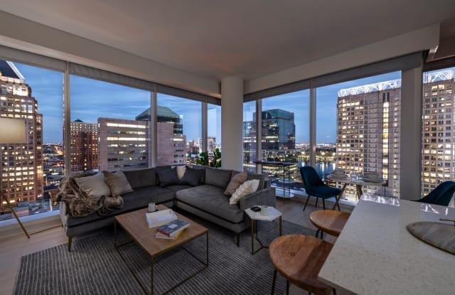 Luminary at One Light Apartment Baltimore