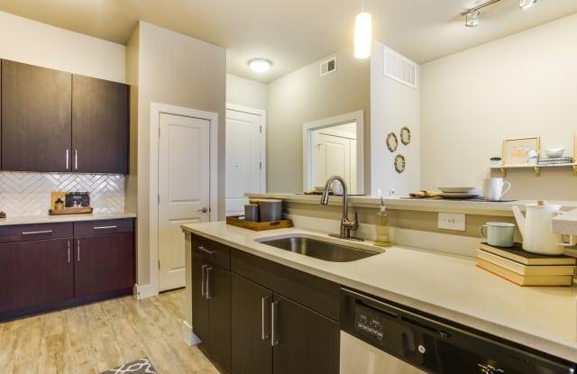 Maple District Lofts Apartment Dallas