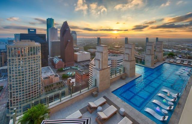 Market Square Tower Apartment Houston