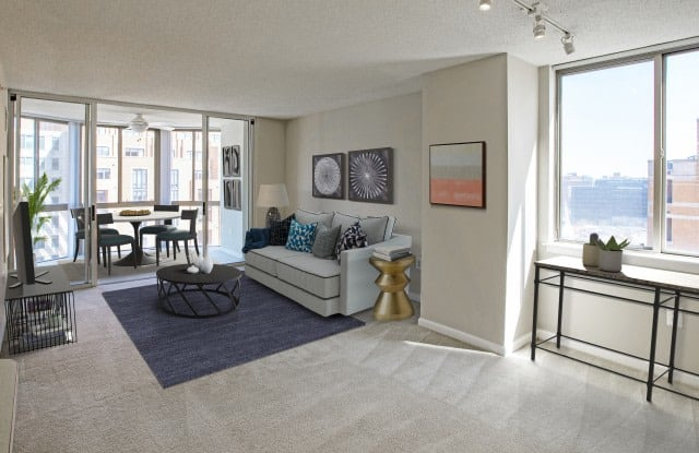 Meridian at Gallery Place Apartment Washington