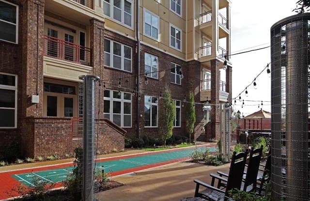 Metro 808 Apartment Charlotte